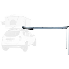 CAMPZ Awning 2,5x3m for Car Roof Racks grey/silver